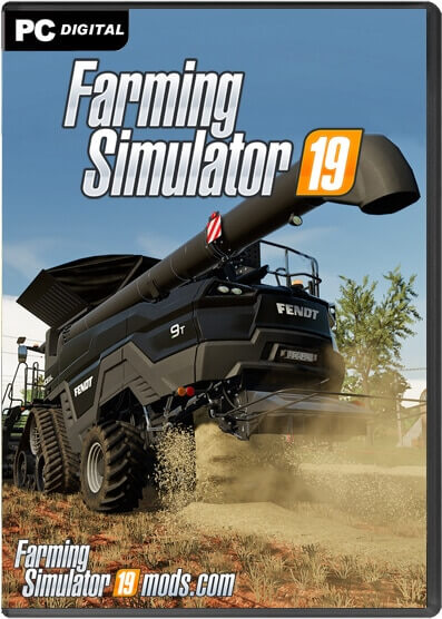 Farming Simulator 19 crack