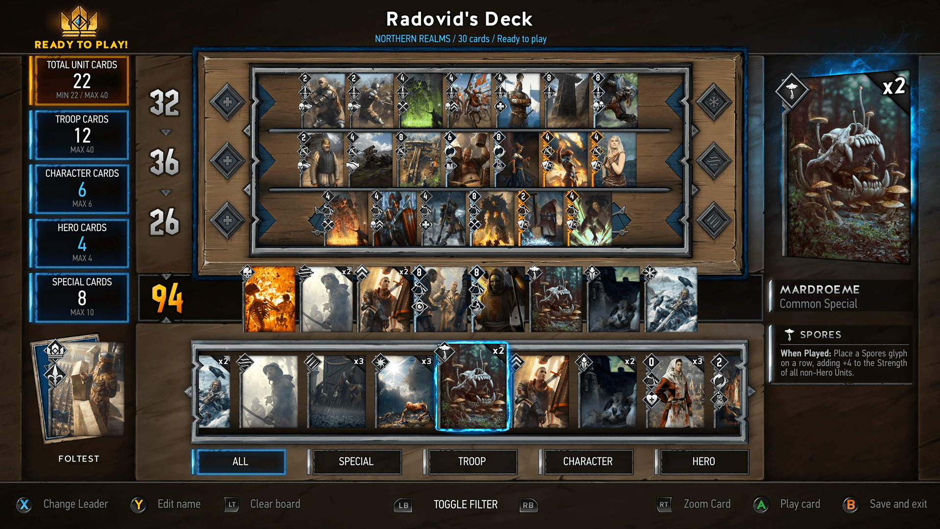 Gwent The Witcher Card Game download free