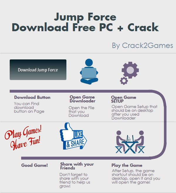 Jump Force download crack free