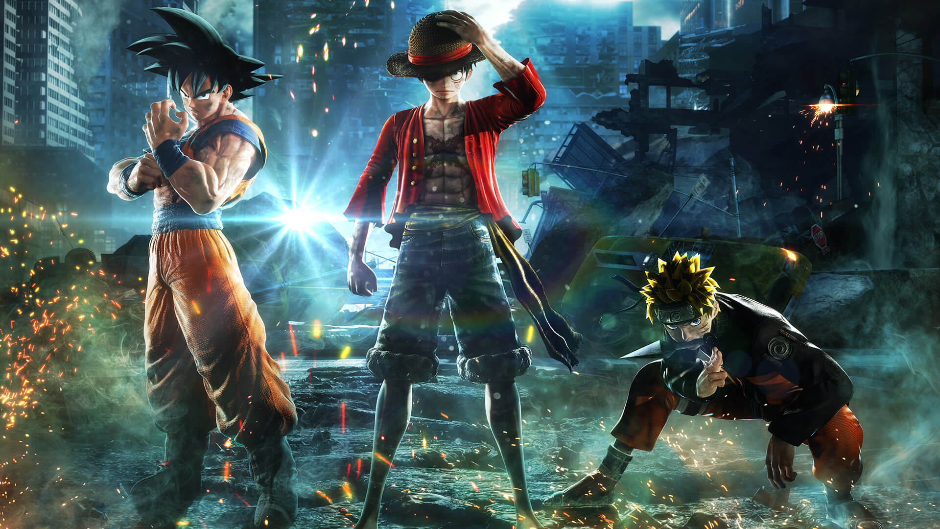 Jump Force download free
