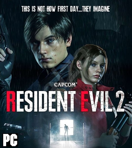 Resident Evil 2 Download Free PC + Crack