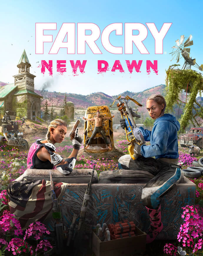 Far Cry New Dawn Download Free PC + Crack