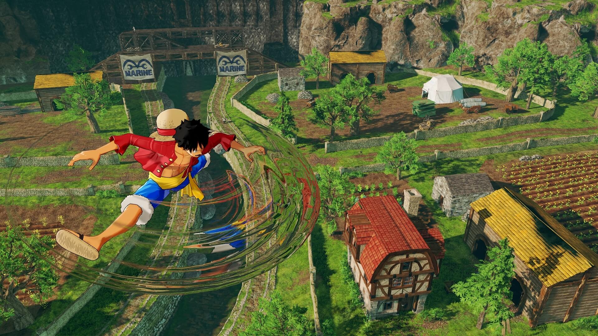 One Piece World Seeker download free