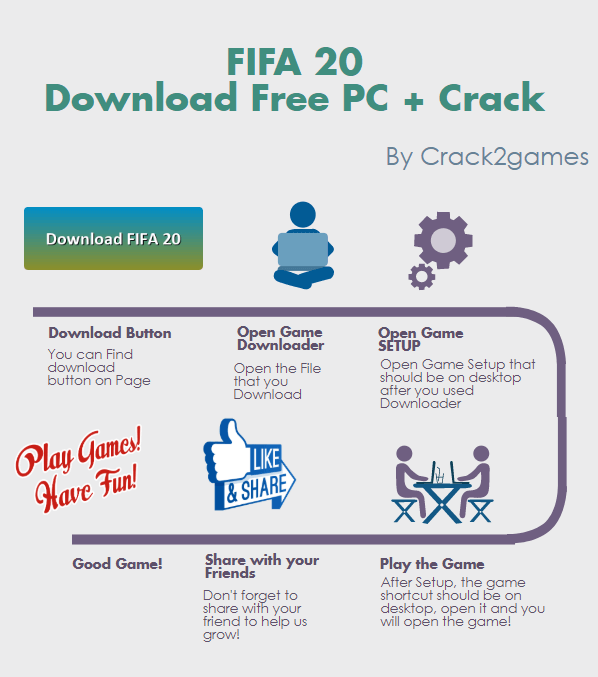 FIFA 20 download crack free