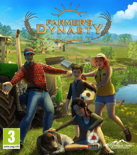 Farmer's Dynasty Download Free PC + Crack