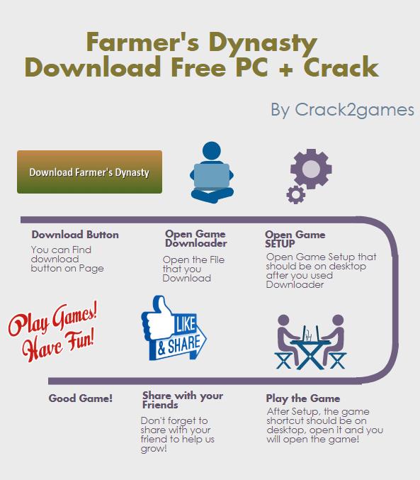 Farmer's Dynasty download crack free