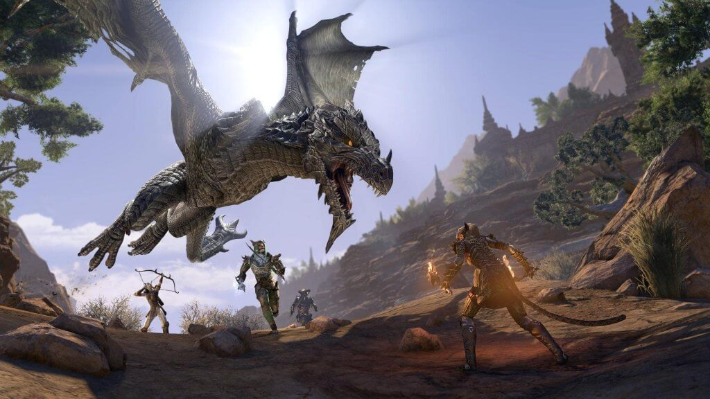 The Elder Scrolls Online Elsweyr download free