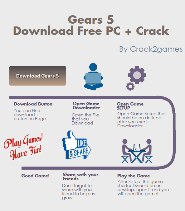 Gears 5 download crack free