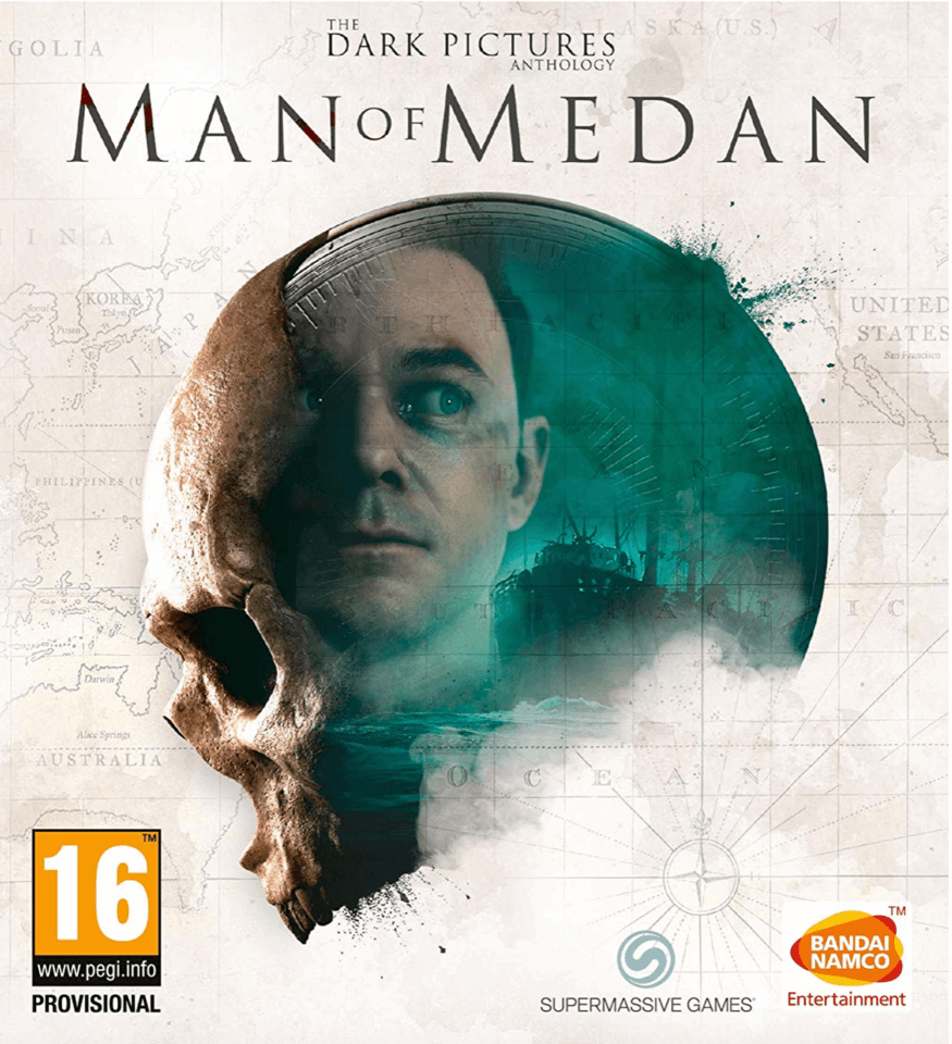 The Dark Pictures: Man of Medan Download Free PC + Crack