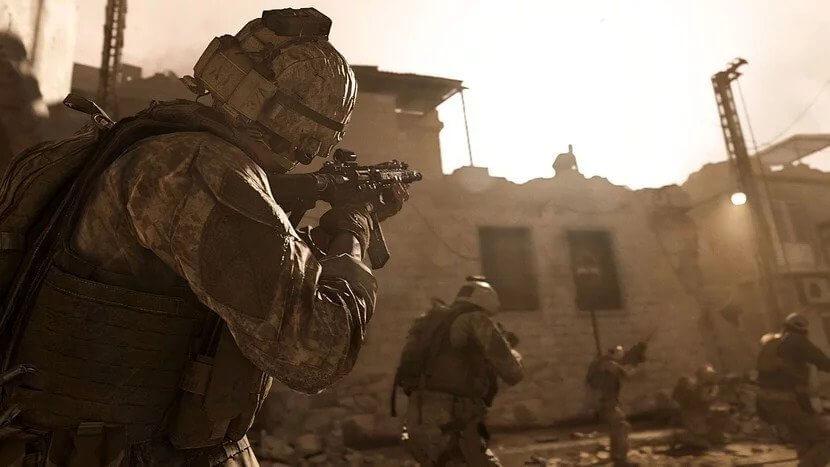 Call of Duty Modern Warfare download torrent free