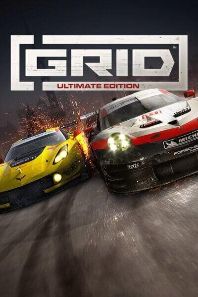 GRID Download Free PC + Crack