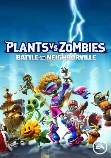 Plants vs. Zombies: Battle for Neighborville Download Free PC + Crack