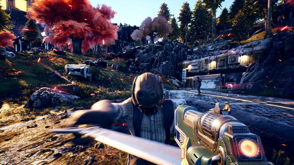 The Outer Worlds download free