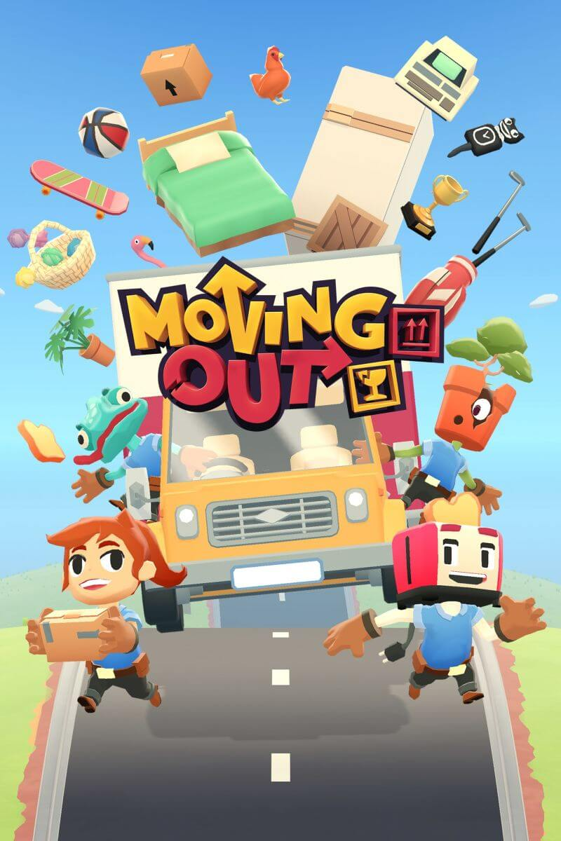 Moving Out Download Free PC + Crack