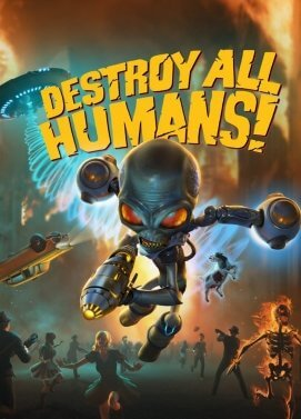 Destroy All Humans Download Free PC + Crack