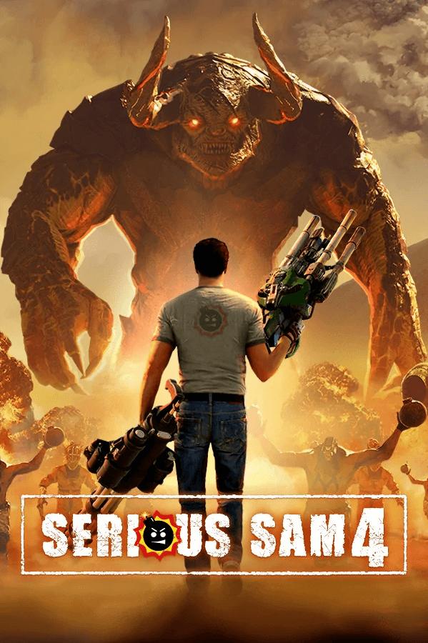 Serious Sam 4 Download Free PC + Crack