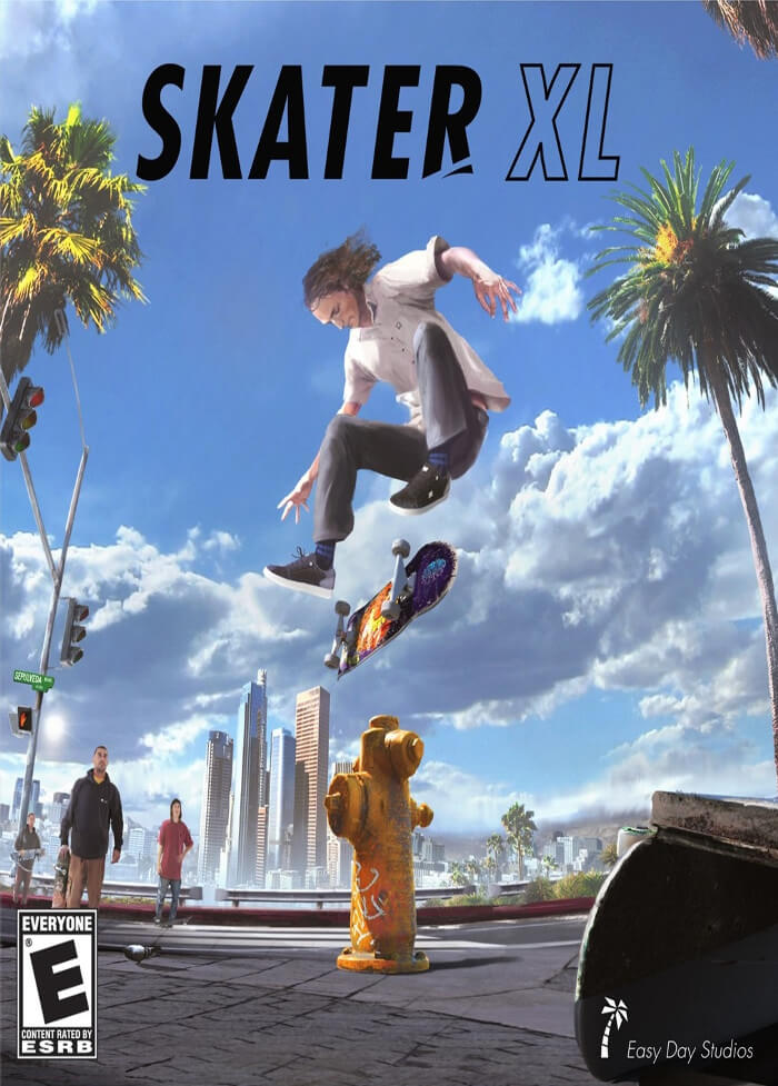 Skater XL Download Free PC + Crack