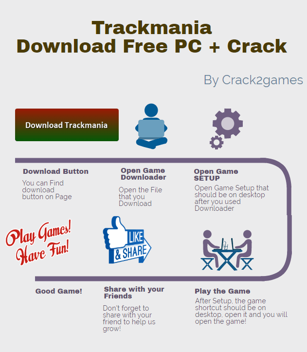 Trackmania download crack free