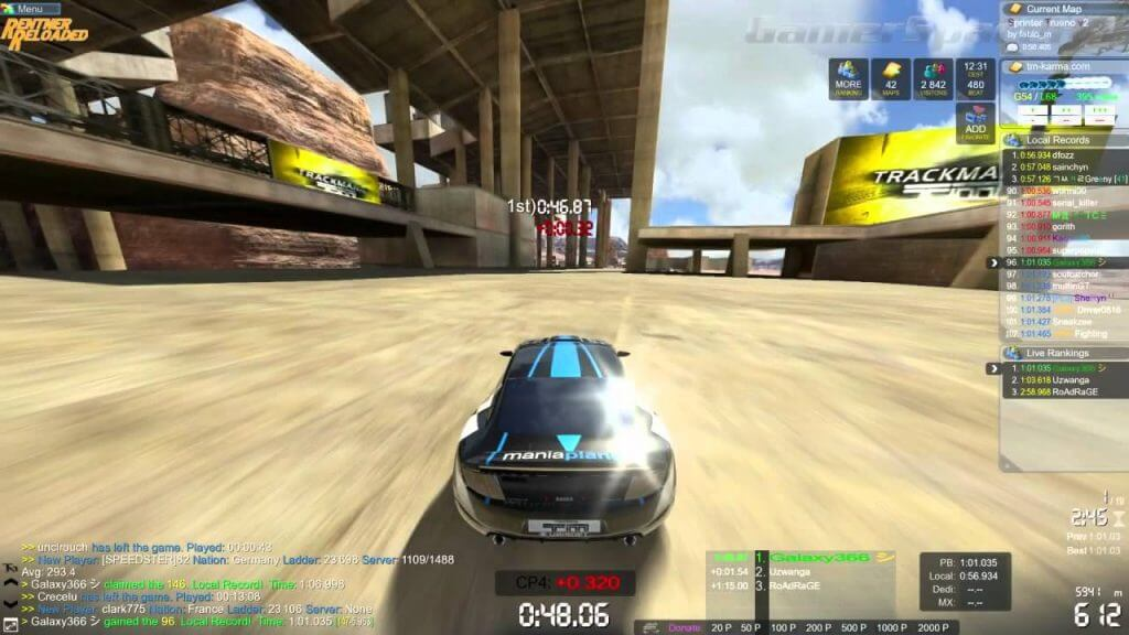 Trackmania download free