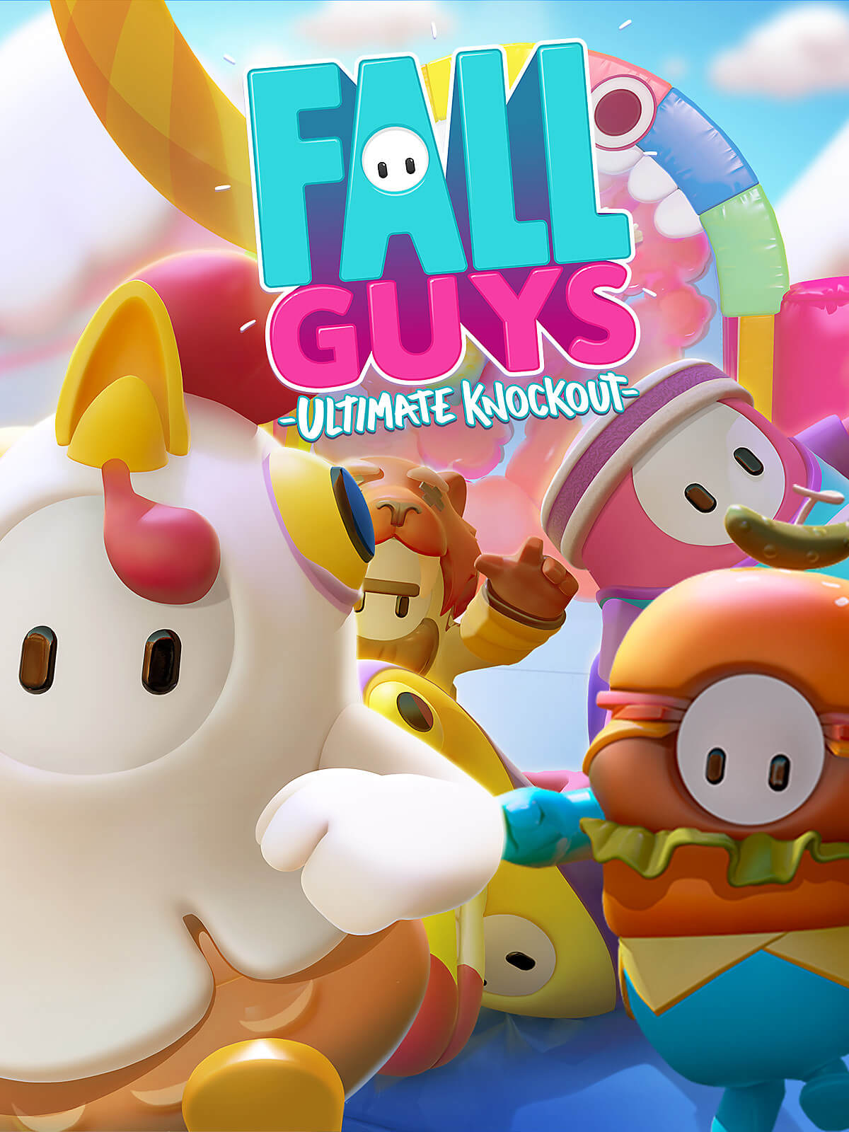 Fall Guys: Ultimate Knockout Download Free PC + Crack