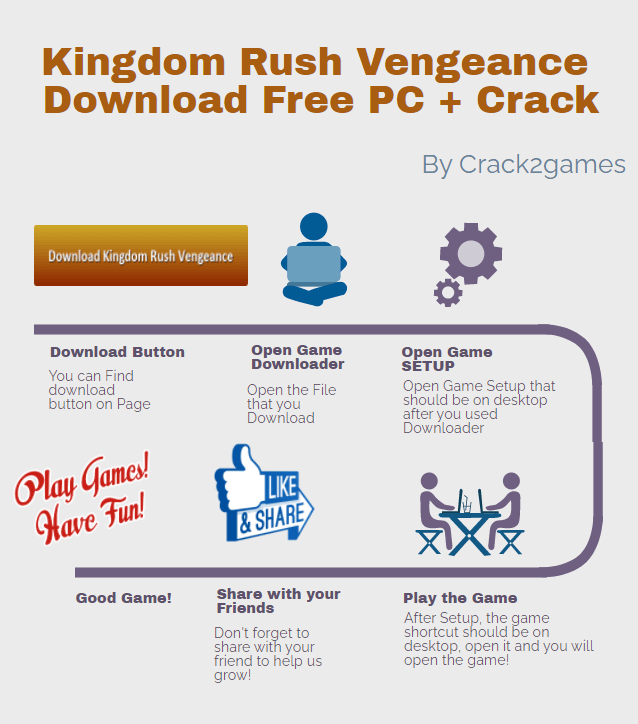 Kingdom Rush Vengeance download crack free