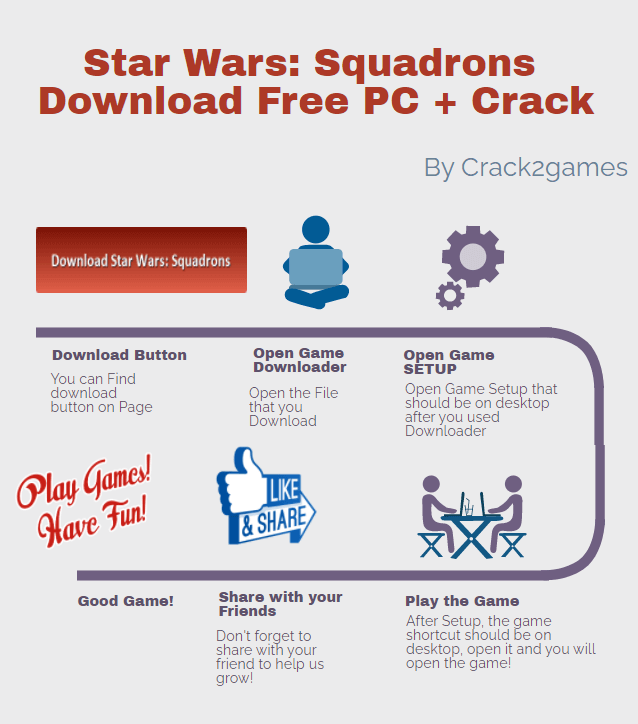 Star Wars Squadrons download crack free
