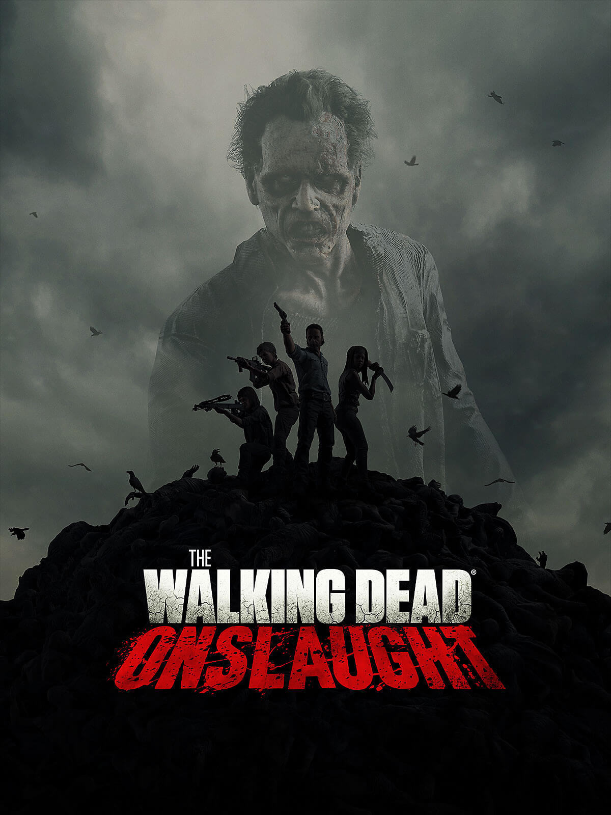 The Walking Dead Onslaught Download Free PC + Crack