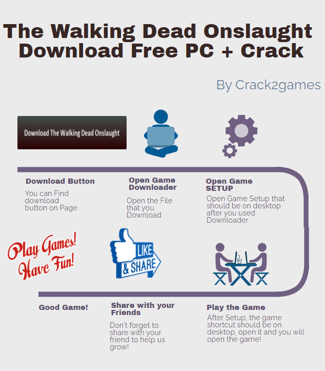 The Walking Dead Onslaught download crack free