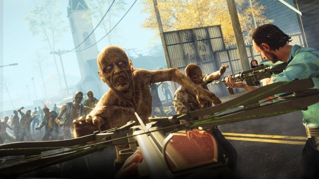 The Walking Dead Onslaught download free