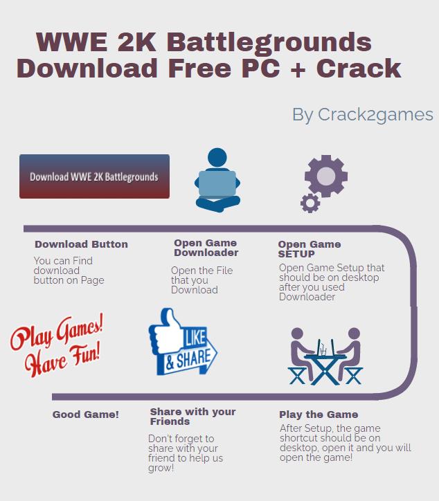WWE 2K Battlegroundsdownload crack free