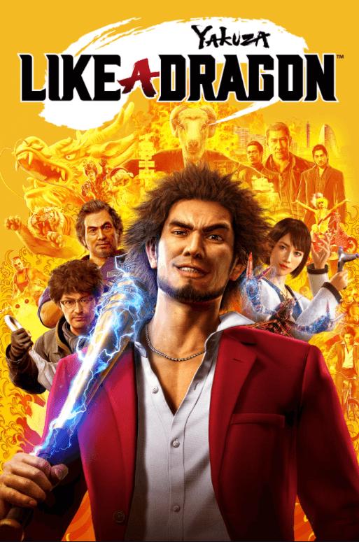 Yakuza: Like a Dragon Download Free PC + Crack