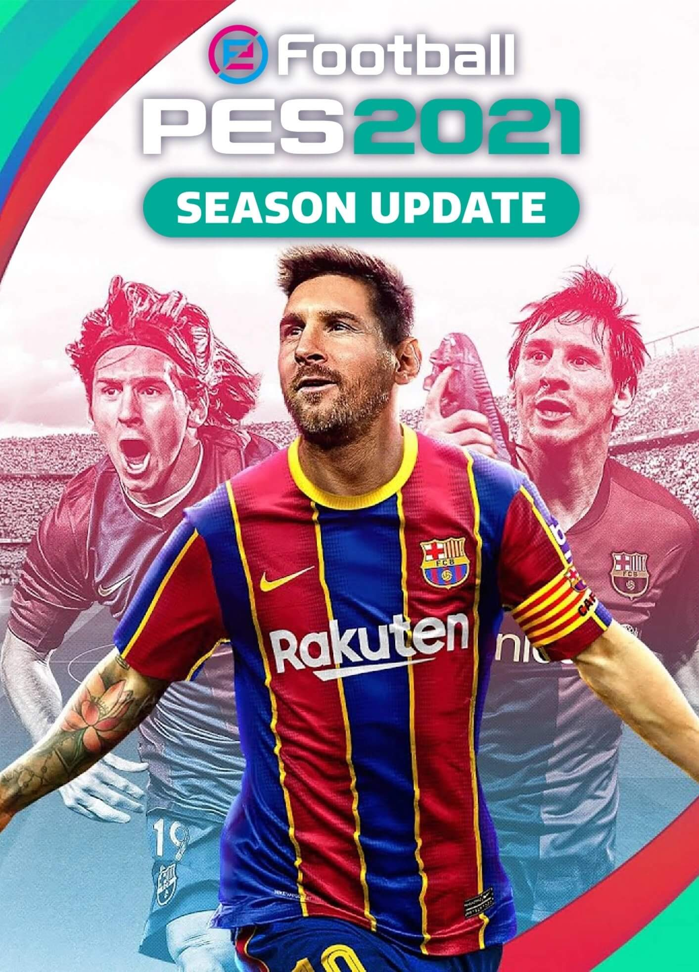eFootball PES 2021 Download Free PC + Crack