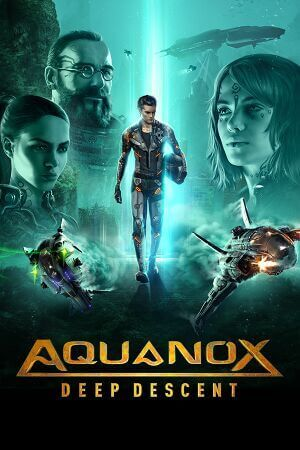 Aquanox: Deep Descent Download Free PC + Crack