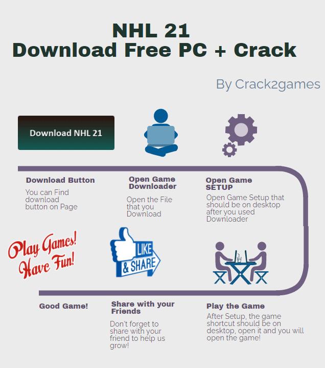 NHL 21 download crack free