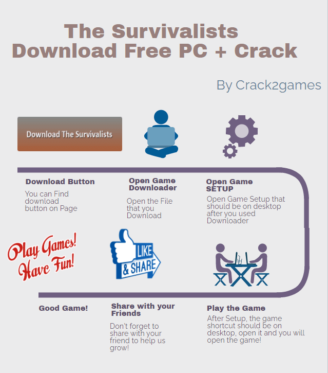 The Survivalists download crack free