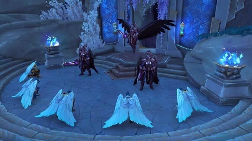 World of Warcraft Shadowlands download free