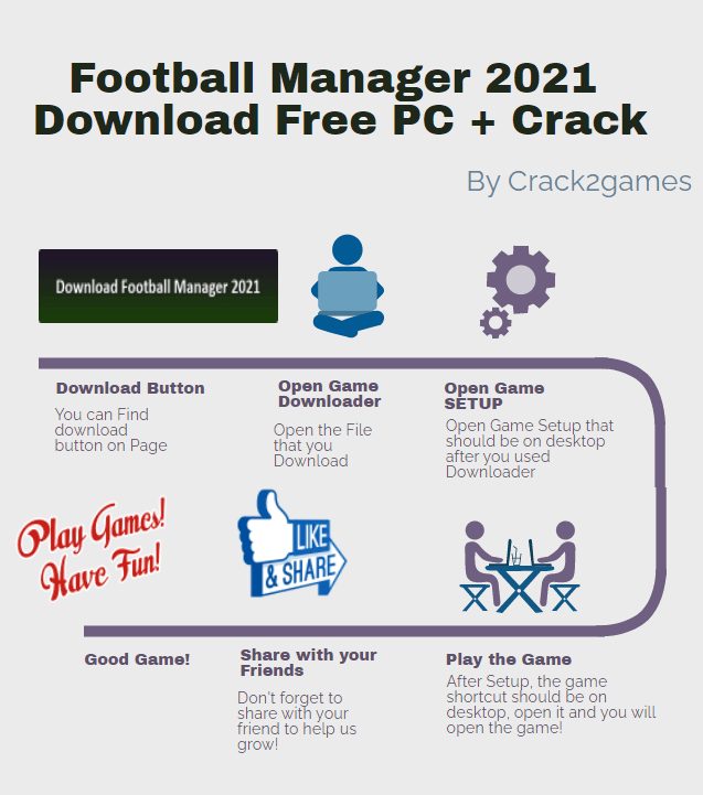 Football Manager 2021 download crack free