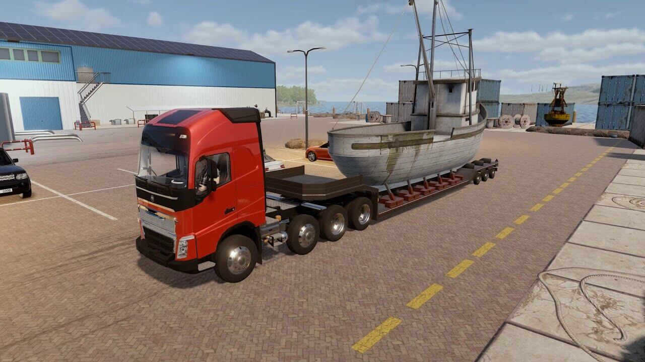 Truck Driver download free