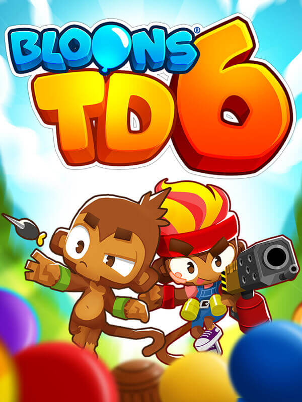 Bloons TD 6 Download Free PC + Crack