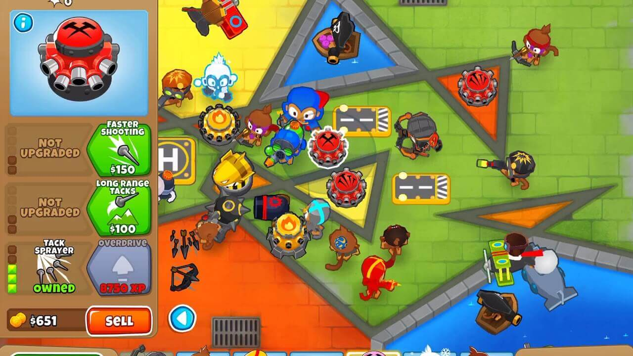 Bloons TD 6 download free