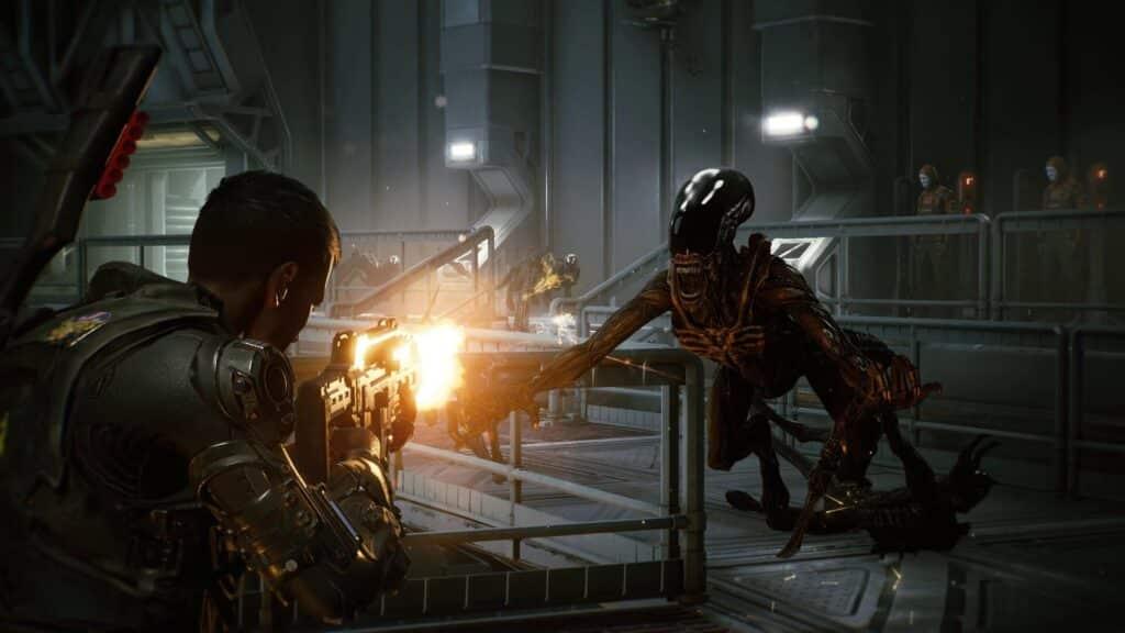 Aliens Fireteam Elite download free
