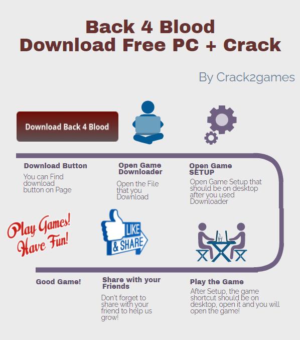 Back 4 Blood download crack free