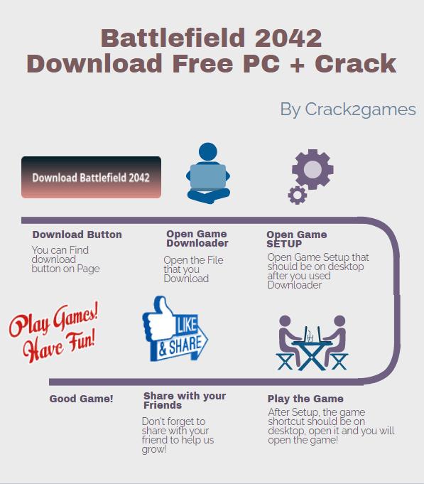 Battlefield 2042 download crack free