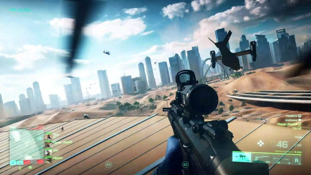 Battlefield 2042 download free