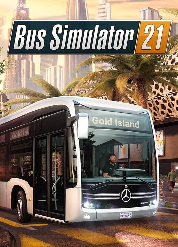 Bus Simulator 21 Download Free PC + Crack