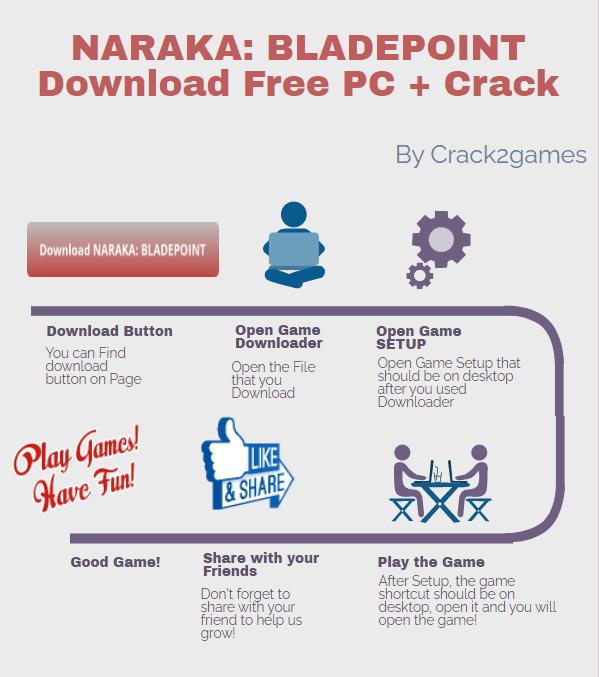 NARAKA BLADEPOINT download crack free